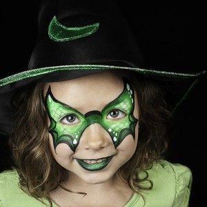 Maquillage d'Halloween 101  Crédit: Kalie Photographie