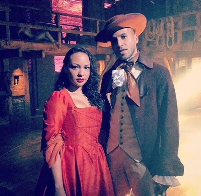 James and Maria Reynolds