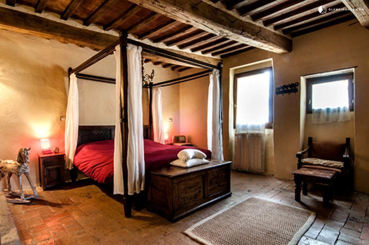 Tuscany Luxury Camping