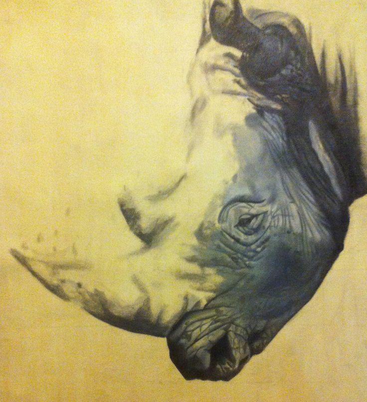 Logan Moffat, 16. Oil on canvas