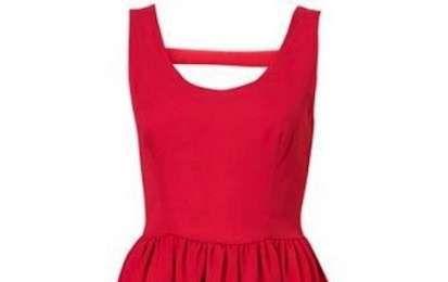 Mini abiti fai da te per l'estate - Mini abito corallo