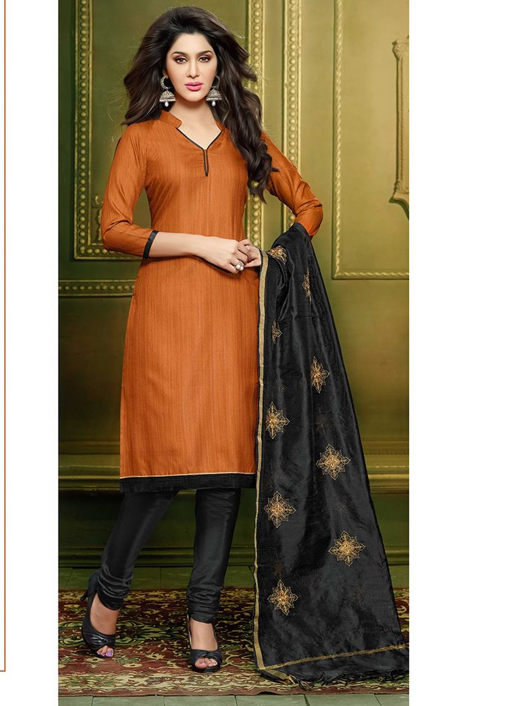 Orange Party Wear Wholesale Salwar Kameez Collection Online  Order Now @ http://www.wholesalesalwar.com/Ethnic-Wear/salwar-kameez?view=catalog