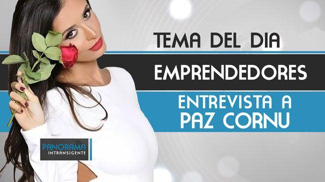 En este episodio de Panorama Intransigente entrevistamos a Paz Cornu una de las diseñadoras más importantes de Argentina para qu