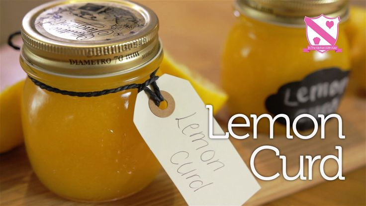 Today I'll be showing you how to make Lemon Curd. This tangy but sweet curd tastes so good and is so much better home made then shop brought! I love to enjoy...