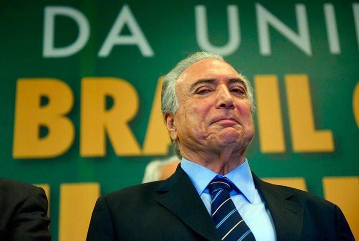 Temer coloca o Brasil na contramão das sociedades avançadas  http://controversia.com.br/1654