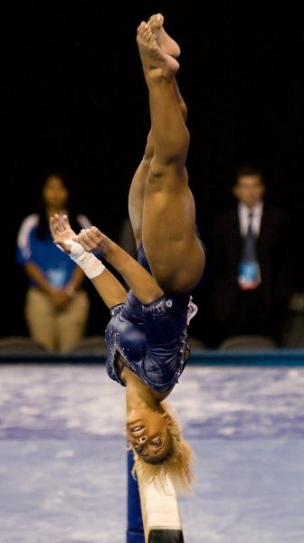 Women's gymnastics places 4th in NCAA Championship Tournament ...