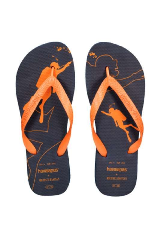Michael Bastian Havaianas Collection is this Summer's Hottest Sandal #flipflops #sandals trendhunter.com