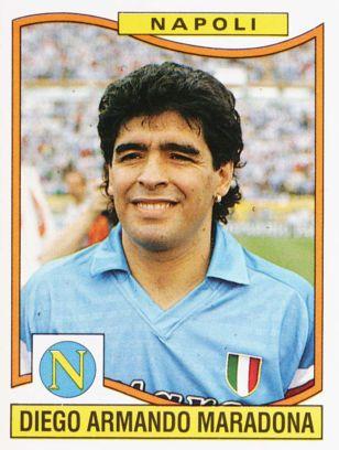 Diego Armando Maradona ELNAPLE 1926 Fan Shop T-Shirt for the fan of Napoli