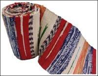 Old Hand Loomed Sakiori Cotton Obi