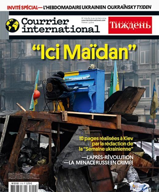 Hebdo n° 1219 du 13 mars 2014 | Courrier international