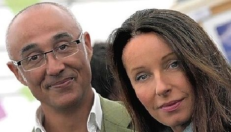 Keren Woodward is the long time girlfriend of Wham's vocalist, Andrew Ridgeley. The couple has been together for over two decades.