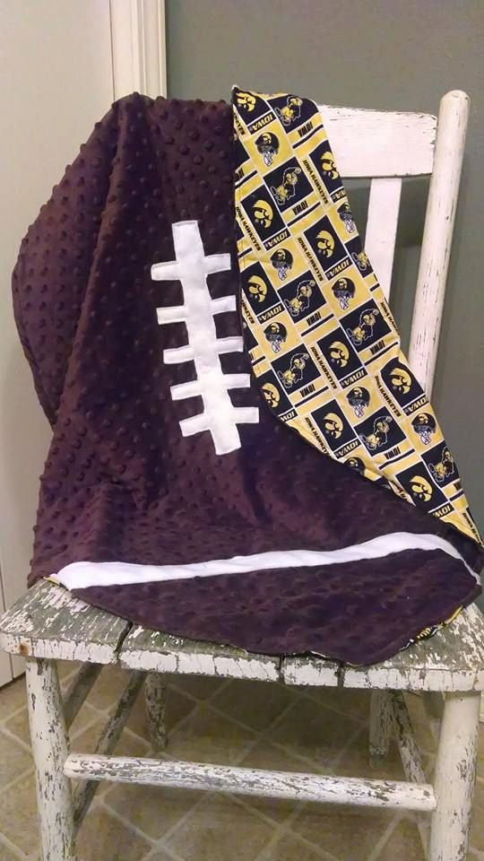 Hey, I found this really awesome Etsy listing at https://www.etsy.com/listing/203101527/university-of-iowa-hawkeyes-football