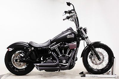 harley davidson dyna 2013 harley davidson dyna street bob fxdb custom bobber chopper. Black Bedroom Furniture Sets. Home Design Ideas