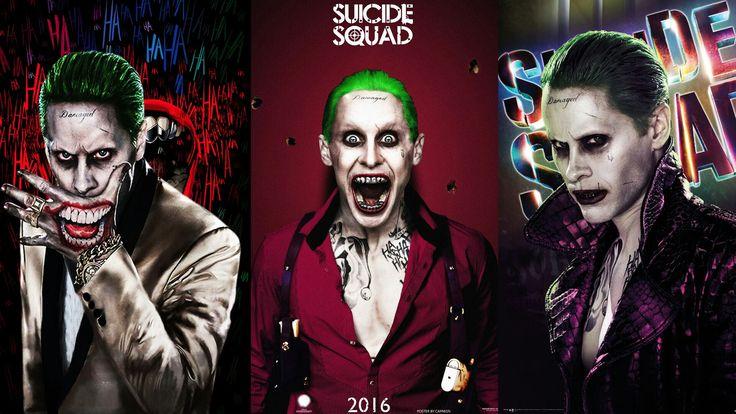 Joker jared leto wallpapers pc joker joker and harley