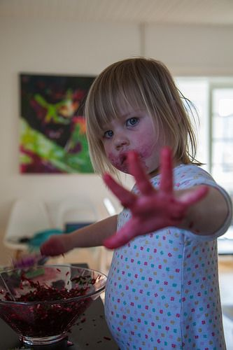 Beetroot fingers | by ' A r t '