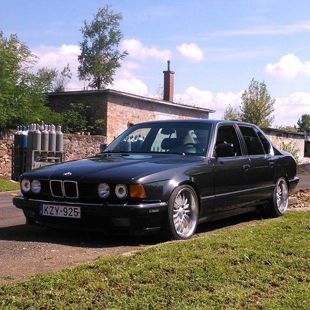 Bmw York Used Cars: 17 Best Images About BMW E32 On Pinterest