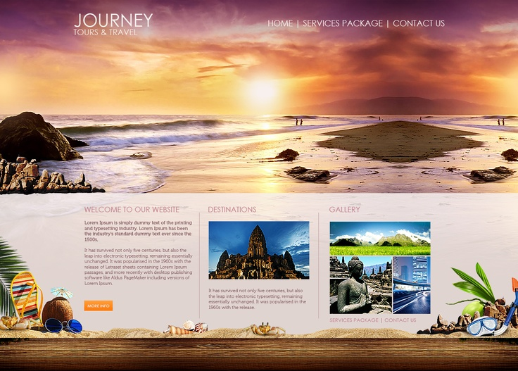 Journey Tours & travel