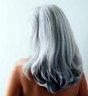 keeping grey hair grey