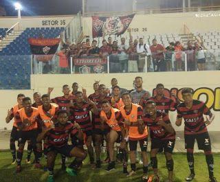 Blog Esportivo do Suíço:  Vitória goleia Fortaleza (CE) e decidirá com o Bahia o título da Copa do Nordeste Sub-20