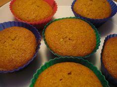 Kürbismuffins - Jamie Oliver