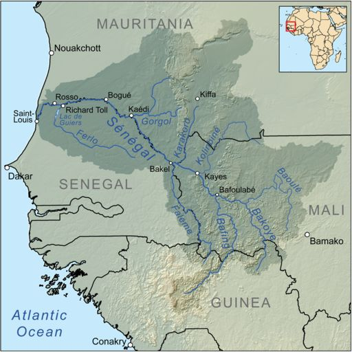 Senegal River - Wikipedia, the free encyclopedia