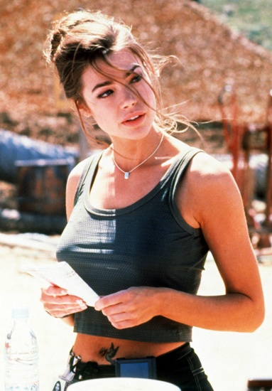 007 James Bond Girl 1999 The World Is Not Enough: Denise Richards as Christmas Jones