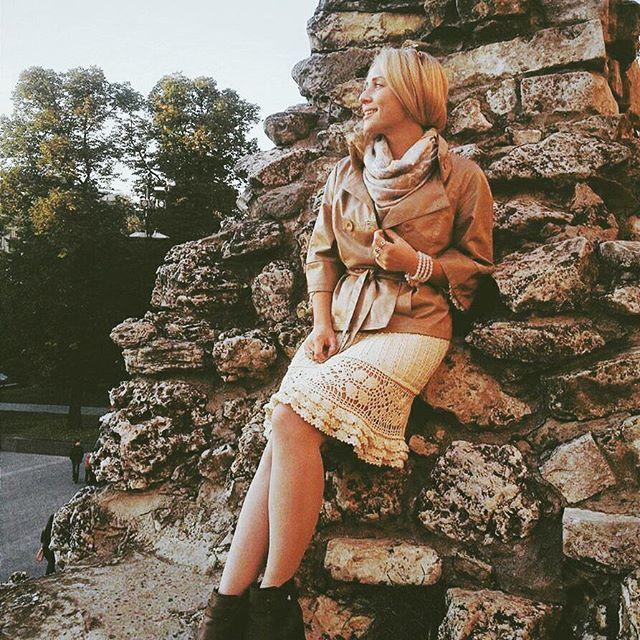 Нежное платье из микрофибры для прекрасной девушки esp_broccoli #handmade  #ручнаяработа  #вязание #вязаниеназаказ  #вязаныеплатья