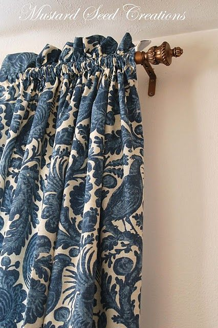A tutorial on making curtains.: Do You, Make Curtains, Sewing Curtains, Panels Curtains, Miss Mustard Seeds, Fabrics, Window Treatments, Curtains Tutorials, Diy Curtains