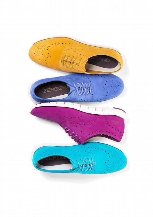 Cole Haan Summer 15 Womens ZeroGrand Group Shot
