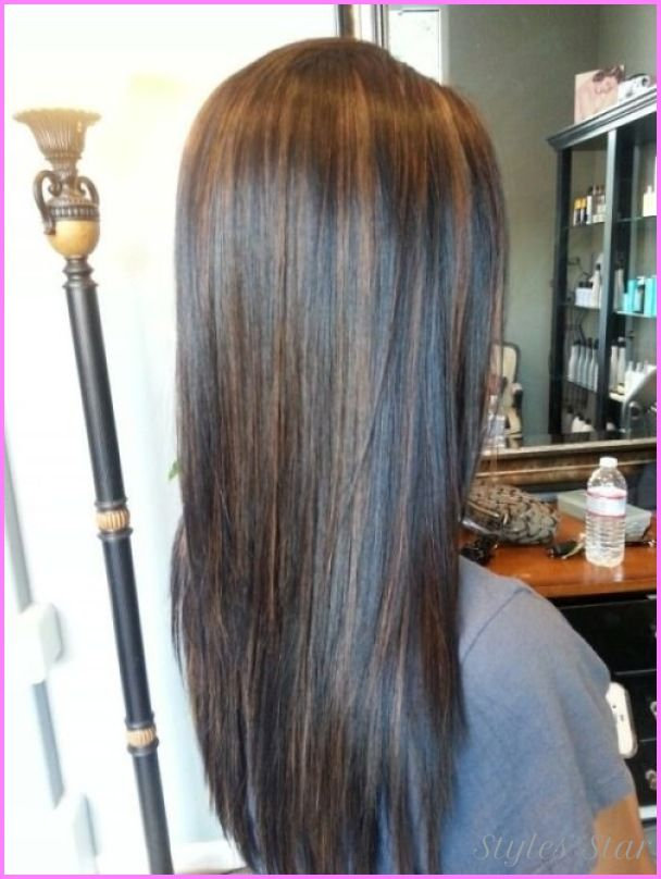 Black hair with caramel highlights diy the best black hair 2017 caramel highlights hairstyle pmusecretfo Image collections