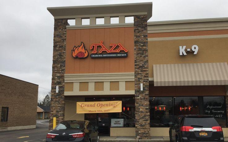 Taza offering Peruvian chicken, Lebanese cuisine on Transit Road - The Buffalo News