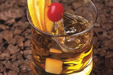 Make Like Don Draper with the Perfect Old-Fashioned Cocktail: It's simple, yes, but the classic Old-Fashioned cocktail is one of the best ways to enjoy a great whiskey.