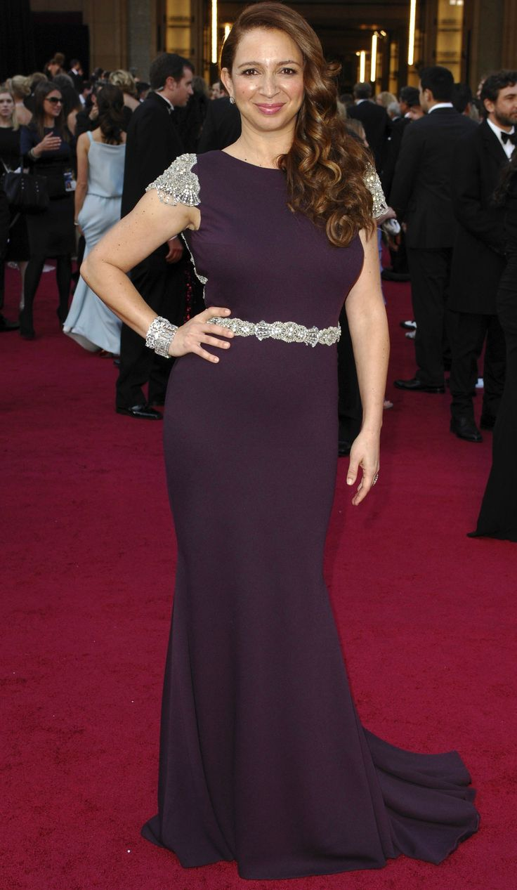 11 Years of epic Oscars red carpet dresses: Maya Rudolph