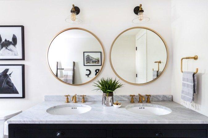 28+ Bathroom vanity mirror trends diy