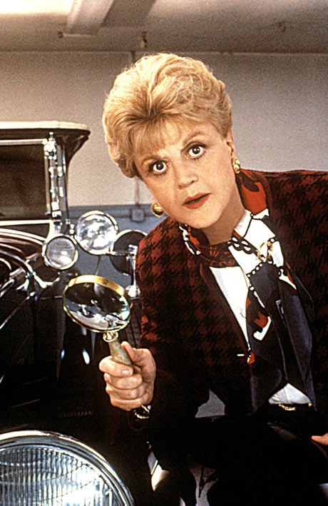who is angela lansbury | Angela Lansbury as Jessica Fletcher in Murder, She Wrote