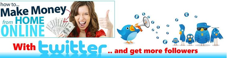 How to make money from Twitter with #The_Downliner
