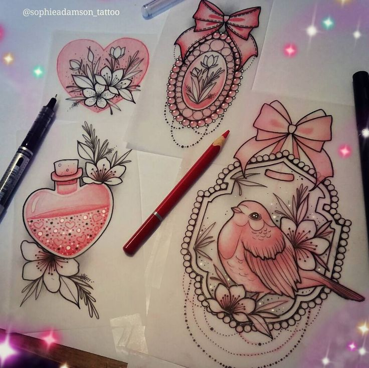 """2,008 Likes, 13 Comments - sophie adamson (@sophieadamson_tattoo) on Instagram: """"Id love to tattoo these i just finished! Pm or email for info>sophie.adamson@hotmail.co.uk …"""""""
