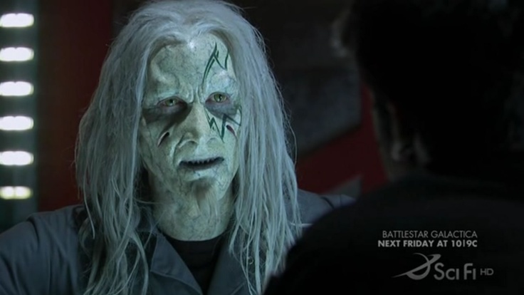 Enemy at the Gate. Todd the Wraith. Stargate Atlantis. Christopher Heyerdahl