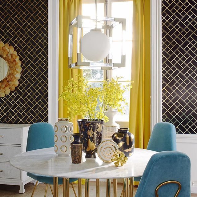 The Chic Technique Dining Room