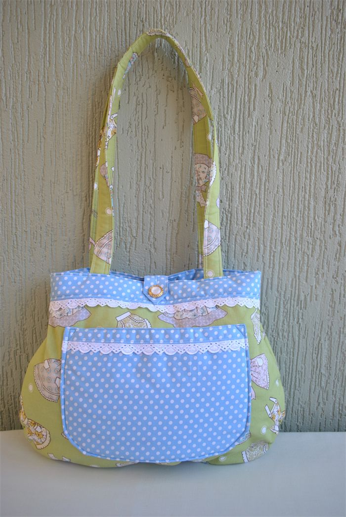 Polly - ladies vintage style bag | Witching Hour | madeit.com.au