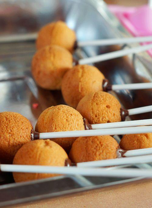 delicious Cake Pops Recipe- Using a Silicone Cake Pop Mould