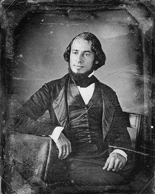 Salomão Nunes Carvalho, auto-retrato daguerreótipo n.d.