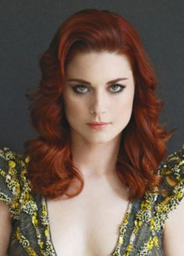Alexandra Breckenridge - That pale skin/light eyes/red hair... oof!