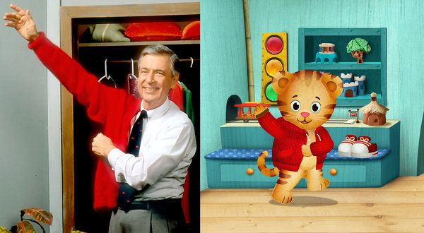 'Daniel Tiger's Neighborhood' in Mr. Rogers's Tradition - NYTimes.com: Neighborhood Daniel Tigers, Birthday Parties, Kids Stuff, Nytimescom, Tigers Neighborhood, Roger Traditional Watches, Rogerss Traditional, Mister Roger, Fred Roger