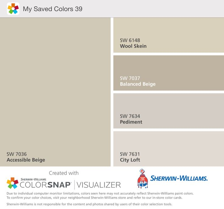 17 Best Images About Sherwin Williams Paint Colors On