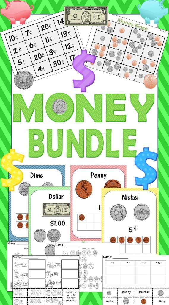 Learning Money Skills - Interactive Lessons and Games