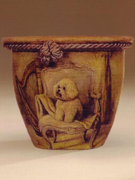 CACHEPOT: Ceramic Pot home furnishing accessory
