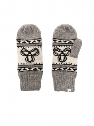 theses TNA lambswool mittens are very warm, but a little more on the expensive side at $35 on Aritzia.com