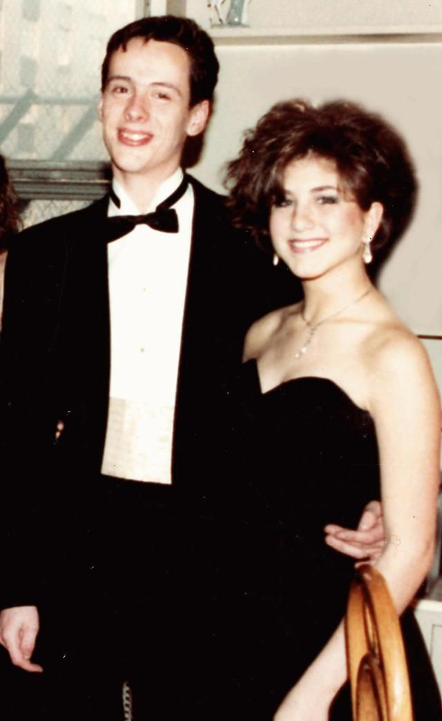 Awkward and Adorable Celebrity Prom Photos Before They Were Famous: Jennifer Aniston