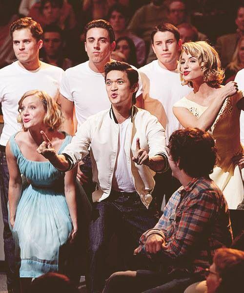 Glee - West Side Story